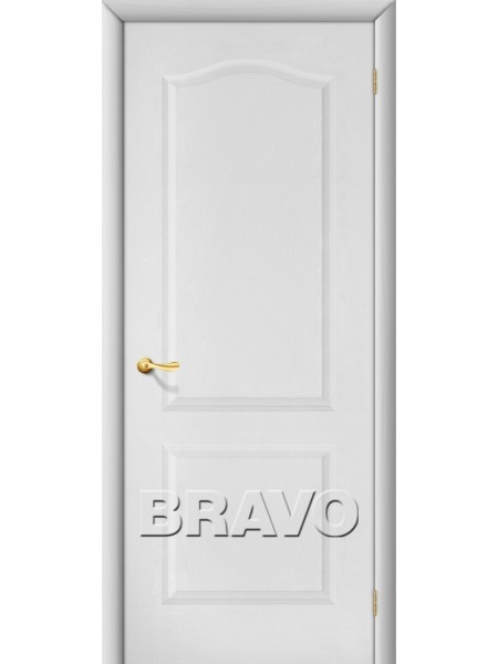 Межкомнатная дверь Палитра, Л-23 (Белый)