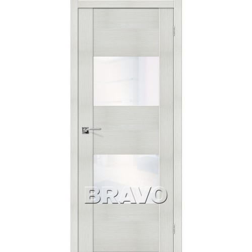 Межкомнатная дверь VG2 WW, Bianco Veralinga