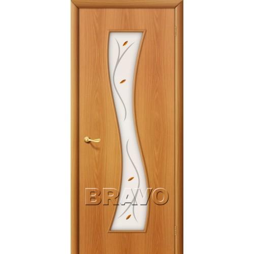 Межкомнатная дверь 11Ф, Л-12 (МиланОрех)