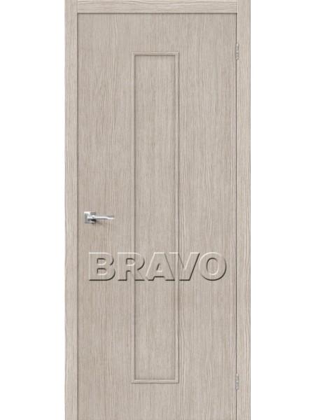 Межкомнатная дверь Тренд-13, 3D Cappuccino