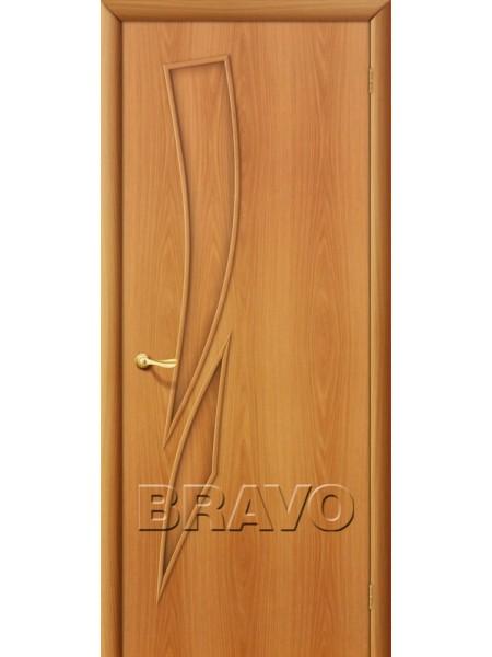Межкомнатная дверь 8Г, Л-12 (МиланОрех)
