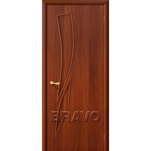 Межкомнатная дверь 8Г, Л-11 (ИталОрех)