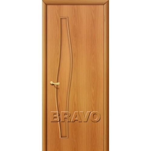 Межкомнатная дверь 6Г, Л-12 (МиланОрех)