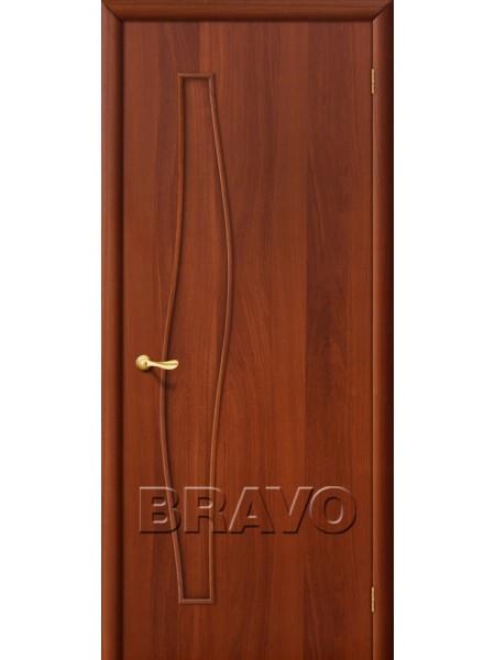 Межкомнатная дверь 6Г, Л-11 (ИталОрех)