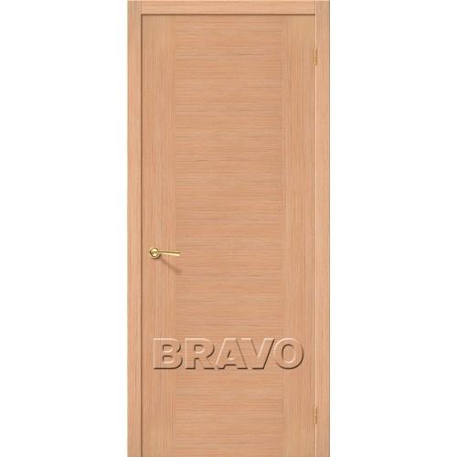 Межкомнатная дверь Рондо, Ф-01 (Дуб)