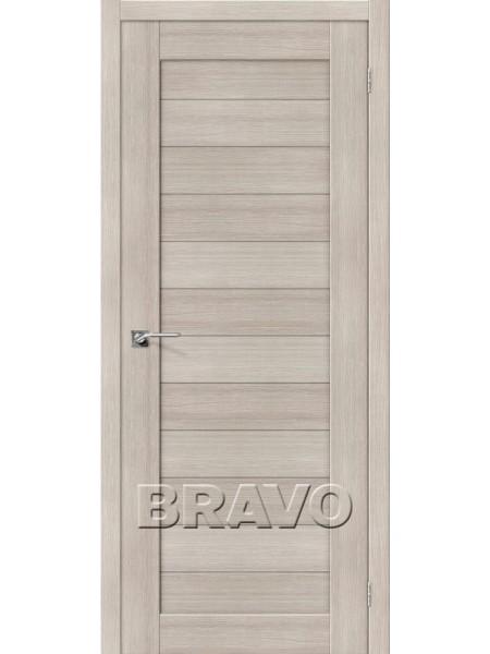 Межкомнатная дверь Порта-21, Cappuccino Veralinga