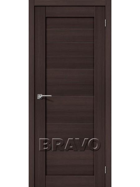 Межкомнатная дверь Порта-21, Wenge Veralinga