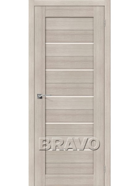 Межкомнатная дверь Порта-22, Cappuccino Veralinga