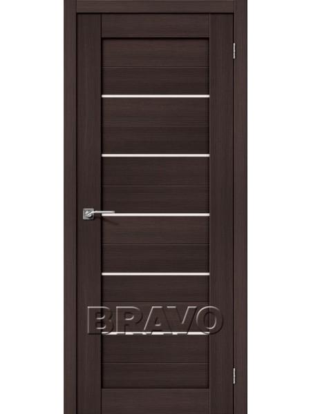 Межкомнатная дверь Порта-22, Wenge Veralinga