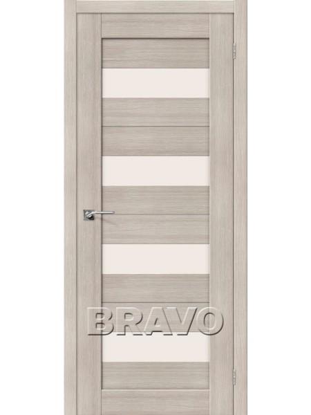 Межкомнатная дверь Порта-23, Cappuccino Veralinga