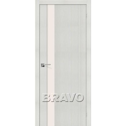 Межкомнатная дверь Порта-11, Bianco Veralinga