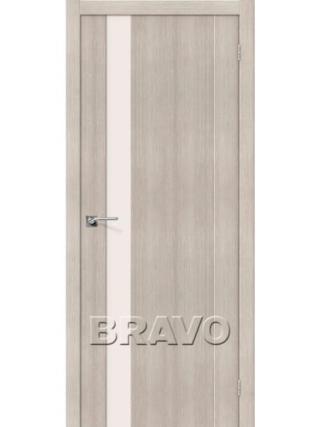 Межкомнатная дверь Порта-11, Cappuccino Veralinga