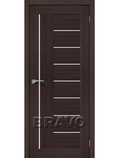 Межкомнатная дверь Порта-29, Wenge Veralinga