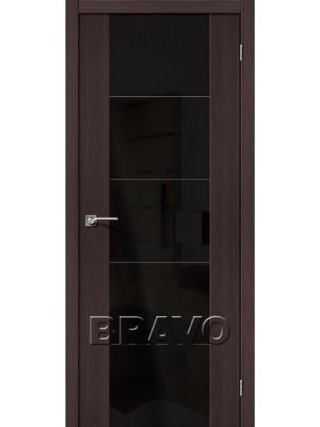 Межкомнатная дверь V4 BS, Wenge Veralinga