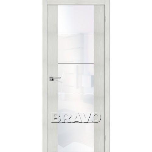 Межкомнатная дверь V4 WW, Bianco Veralinga
