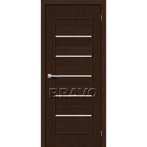 Межкомнатная дверь Тренд-22, 3D Wenge