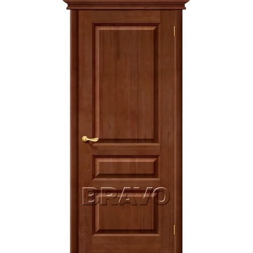 Межкомнатная дверь М5, Т-06 (Темный Лак)