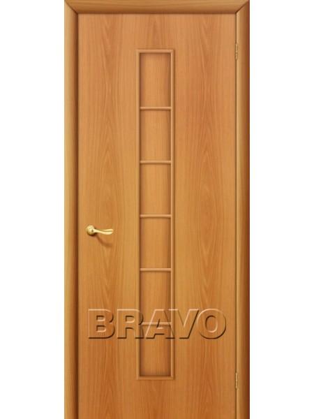 Межкомнатная дверь 2Г, Л-12 (МиланОрех)