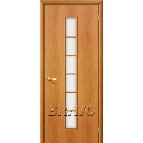 Межкомнатная дверь 2С, Л-12 (МиланОрех)