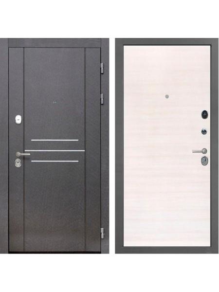 Входная металлическая дверь Интекрон Сенатор Лофт (Дуб Сильвер)
