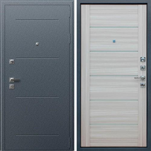 Металлическая входная дверь АСД Техно XN 99 Сандал белый