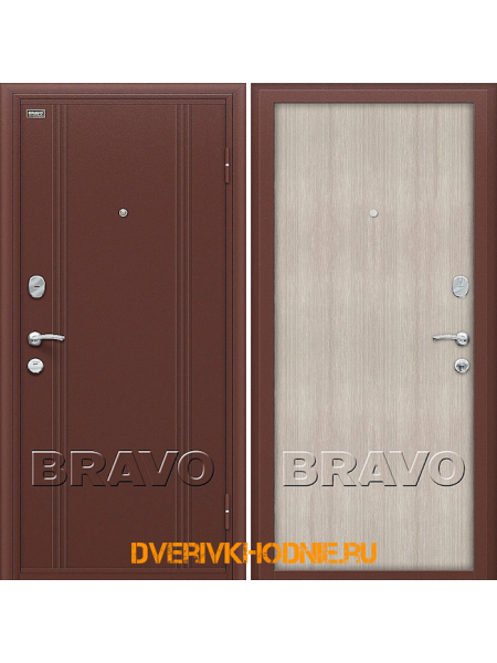 Дверь Bravo Door Out 201 Cappuccino Veralinga