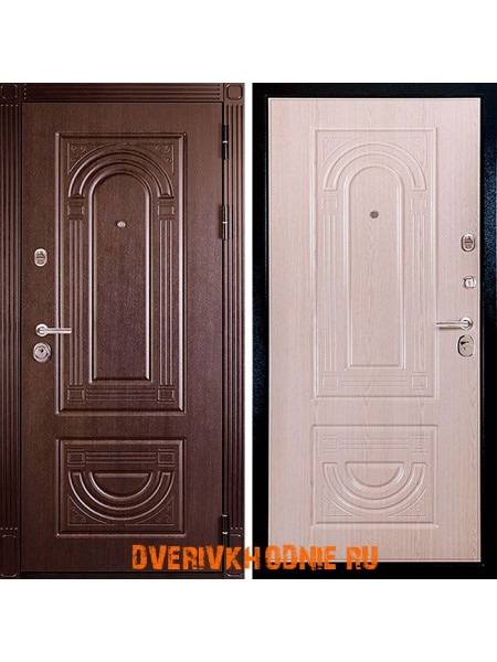 Металлическая входная дверь Дива МД-32