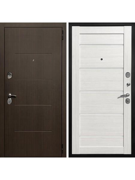 Металлическая входная дверь Престиж Люкс Арабика/Лиственница