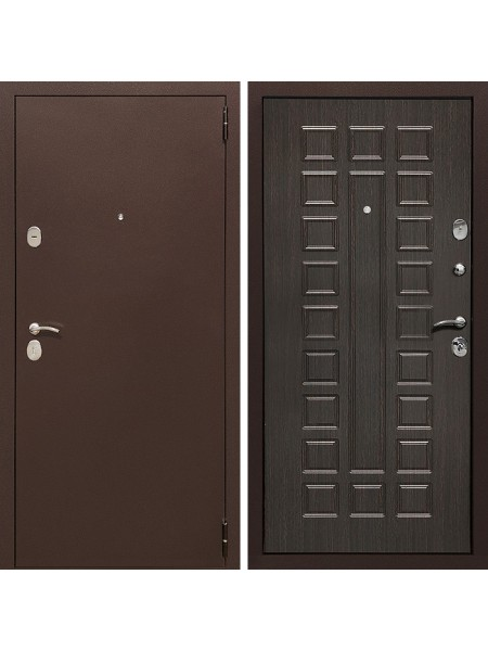 Металлическая входная дверь Престиж 100 Венге