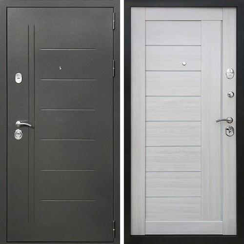 Металлическая входная дверь Престиж Профи Лиственница