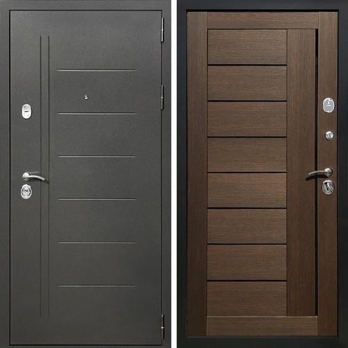 Металлическая входная дверь Престиж Профи Венге