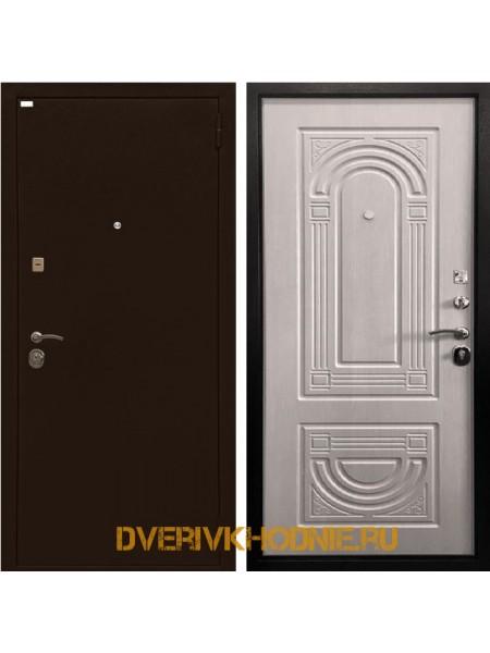 Металлическая входная дверь Ратибор Оптима 3К Экодуб