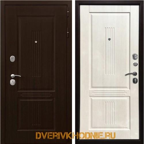 Металлическая входная дверь Ратибор Консул 3К Лиственница
