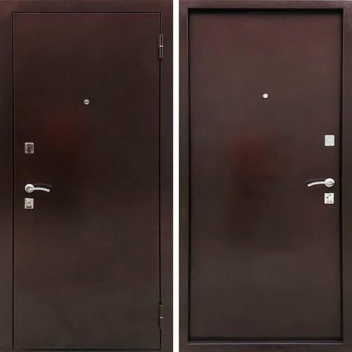Входная металлическая дверь Ратибор Дачная