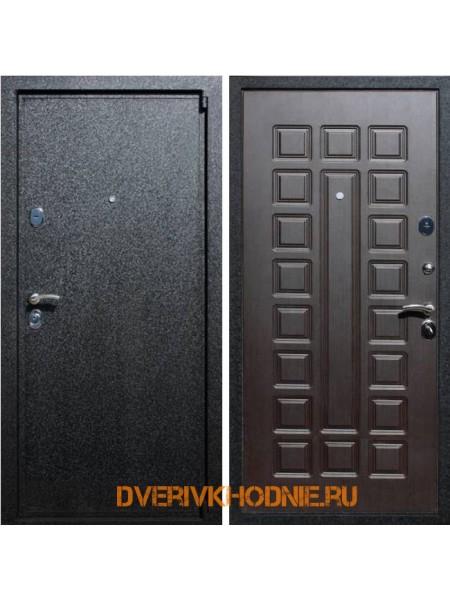 Металлическая входная дверь Рекс 3 Венге