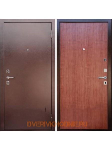 Металлическая входная дверь Рекс Эконом Итальянский орех
