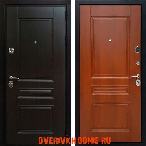 Металлическая входная дверь Рекс Премиум-Н Итальянский орех