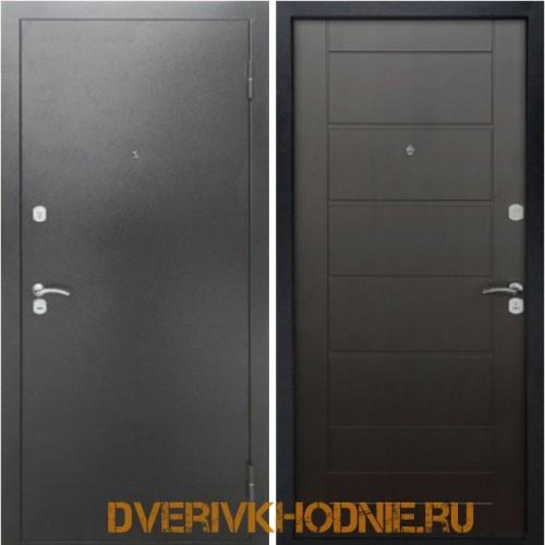 Металлическая входная дверь Рекс 11 Венге