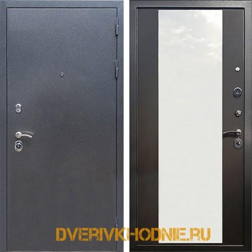 Металлическая входная дверь Рекс 5 СБ-16 Венге