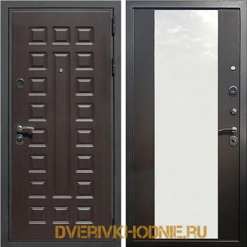 Металлическая входная дверь Рекс Премиум 3 CБ-16 Венге