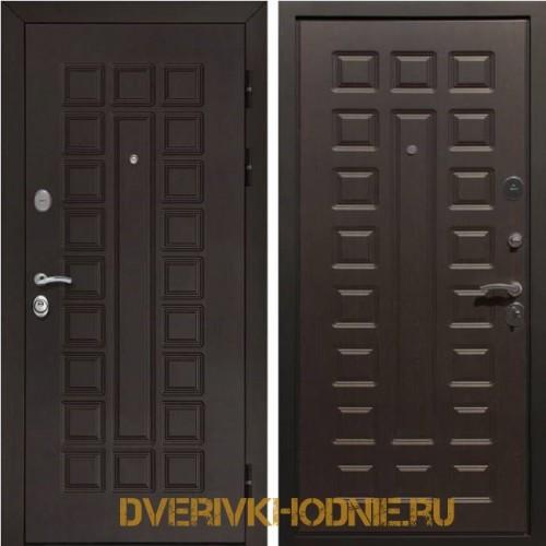 Металлическая входная дверь Рекс Сенатор Венге