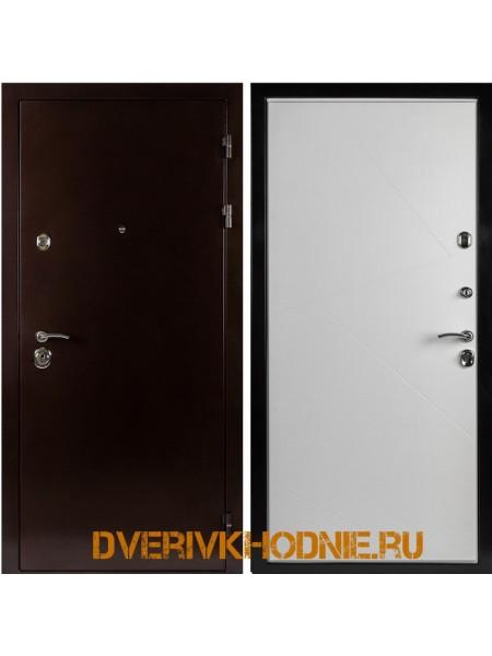 Металлическая входная дверь Shelter ВЕРОНА (Z-9) Медный антик