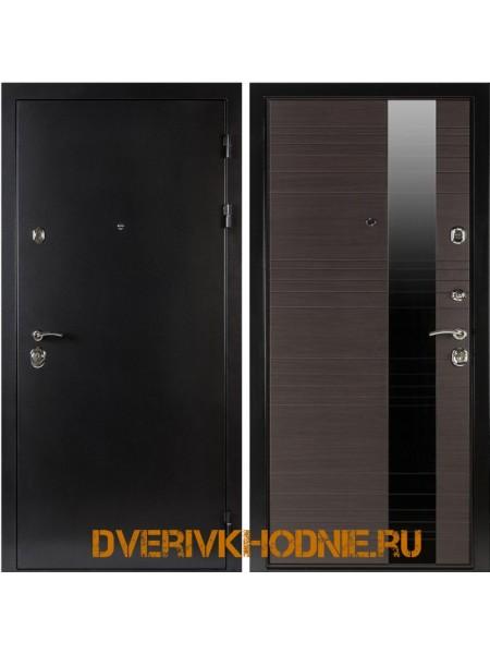 Металлическая входная дверь  Shelter ЛИВЕРПУЛЬ 1 (Роял-L) Антик темное серебро