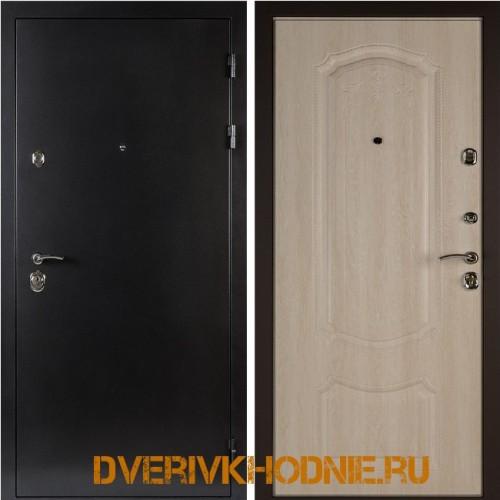 Металлическая входная дверь Shelter ГАМБУРГ (Донато-5) Антик темное серебро