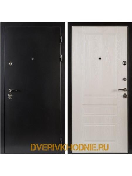 Металлическая входная дверь Shelter МЮНХЕН (Фантазия)  Антик темное серебро