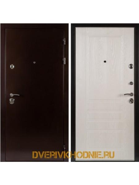 Металлическая входная дверь Shelter МЮНХЕН (Фантазия)  Медный антик