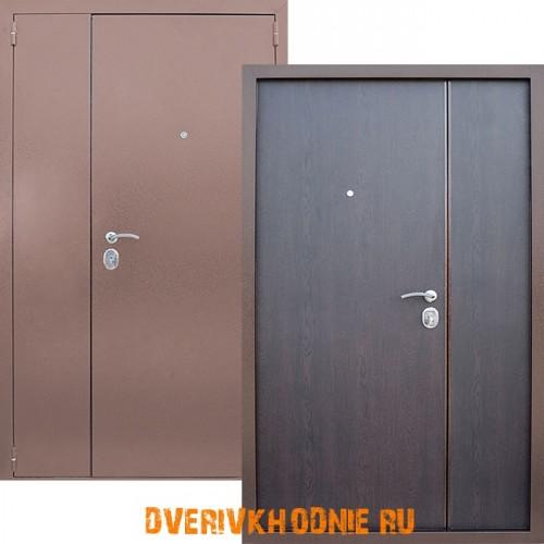 Металлическая входная дверь Снедо 1250 Венге